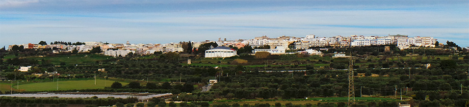 panoramica montemesola
